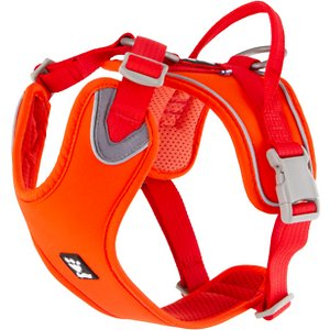 Hurtta Weekend Warrior ECO Reflective Dual Clip Dog Harness