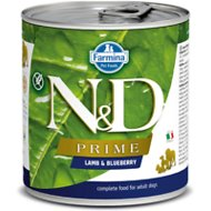 Farmina Natural & Delicious Prime Lamb & Blueberry Canned Dog Food