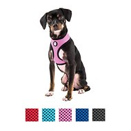 FurHaven Mesh Back Clip Dog Harness, Pink, Medium