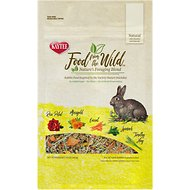 Kaytee Food From the Wild Rabbit Food, 4-lb bag