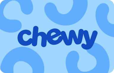 $100 Chewy eGift Card