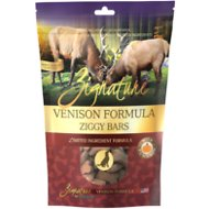 Zignature Venison Formula Ziggy Bars Biscuit Dog Treats