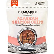 Polkadog Chips Dehydrated Dog & Cat Treats, 4-oz bag