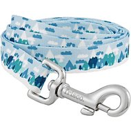 Frisco Fashion Dog Leash, Snow-capped Mountains, 3/4-in