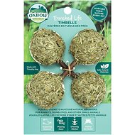 Oxbow Enriched Life Timbells Small Animal Chew Toy, 2 count