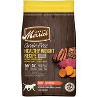Merrick Grain Free Dry Dog Food Healthy Weight Recipe, 22-lb bag