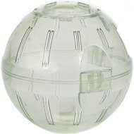 "Kaytee Mini Run-About 5"" Dwarf Hamster Exercise Ball, Moon Glow"