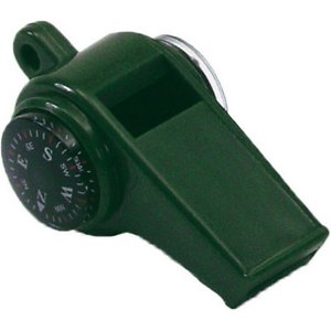 Remington Deluxe Multi-Function Compass & Thermometer Dog Whistle