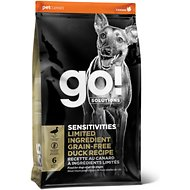 Go! SENSITIVITIES Limited Ingredient Duck Grain-Free Dry Dog Food