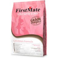 FirstMate Grain Friendly Cat & Kitten Formula Cat Food