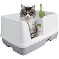 Tidy Cats Breeze XL All-In-One Cat Litter Box System