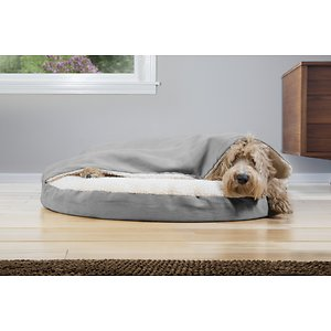 Best Covered Dog Bed