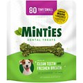 VetIQ Minties Tiny/Small Dental Bone Dog Treats