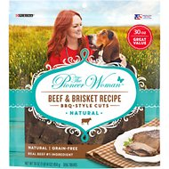 The Pioneer Woman Beef & Brisket Recipe BBQ Style Cuts Grain-Free Natural Dog Treats