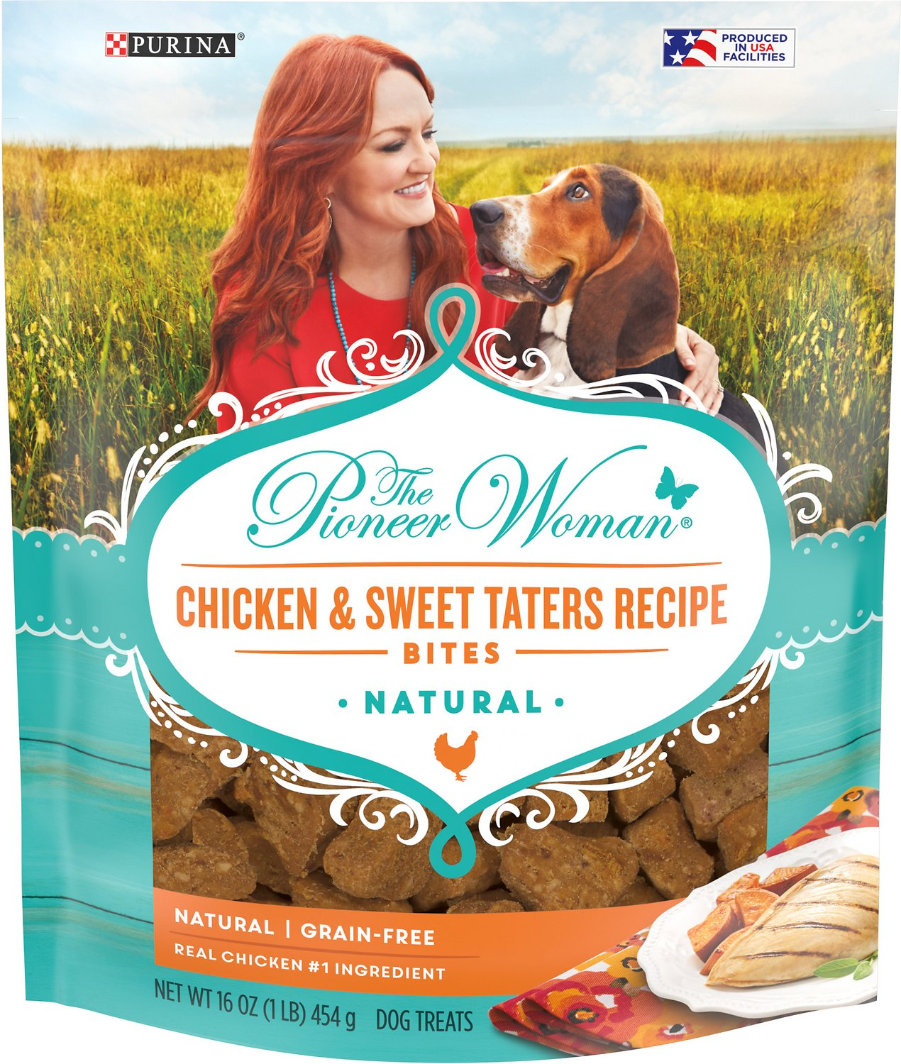 THE PIONEER WOMAN Chicken & Sweet Taters Recipe Bites ...