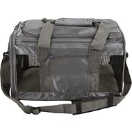 Sherpa To-Go Dog & Cat Carrier Bag, Gray