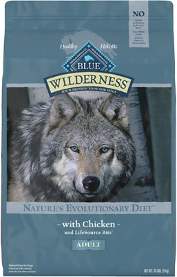 1. Blue Buffalo Wilderness Grain-Free