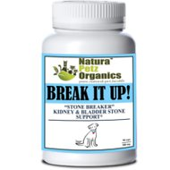 Natura Petz Organics Break It Up! Dog Supplement, 90 count