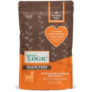 Nature's Logic Canine Duck & Salmon Meal Feast Grain-Free Dry Dog Food