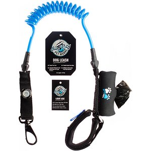 Surf City Pet Works Reflective Bungee Hands-Free Running Dog Leash