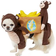 Frisco Monkeys Carrying Bananas Dog & Cat Costume