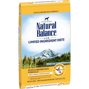 Natural Balance L.I.D. Limited Ingredient Diets Duck & Potato Formula Grain-Free Dry Dog Food