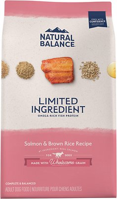 3. Natural Balance L.I.D. Limited Ingredient