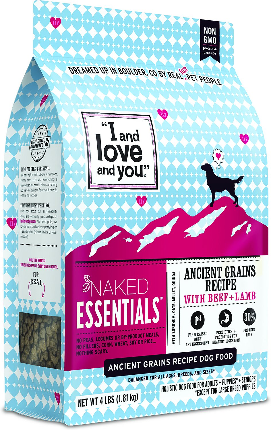I AND LOVE AND YOU Naked Essentials Digestive Support