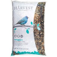 Harvest Seed & Supply SongBird Wild Bird Food, 10-lb bag