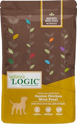 5. Nature's Logic Chicken Meal Feast for All Life Stages