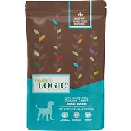 Nature's Logic Canine Lamb Meal Feast All Life Stages Dry Dog Food