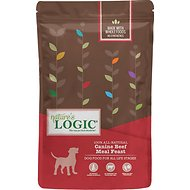 Nature's Logic Canine Beef Meal Feast All Life Stages Dry Dog Food