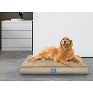 Dallas Manufacturing Sealy Orthopedic Pillow Dog Bed w/Removable Cover