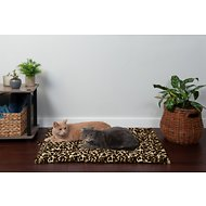 FurHaven ThermaNAP Faux Fur Self-Warming Dog & Cat Mat