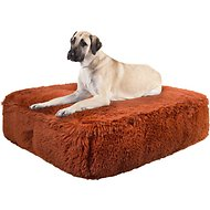 Bessie + Barnie Luxury Pillow Cat & Dog Bed w/Removable Cover