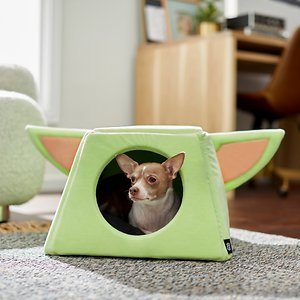 STAR WARS THE MANDALORIAN'S THE CHILD Covered Cat & Dog Bed