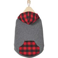 Frisco Plaid Dog & Cat Hoodie