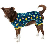 Frisco Outer Space Dog & Cat Cozy Fleece PJs