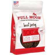 Full Moon Beef Jerky Dog Treats, 11-oz bag