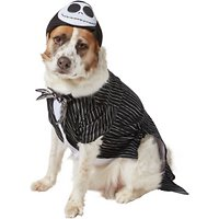 Rubie's Costume Company Jack Skellington Dog Costume