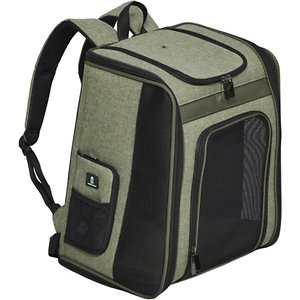 MidWest Day Tripper Dog & Cat Backpack, Green