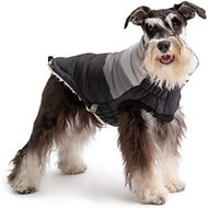 GF Pet Summit Chevron Insulated Puffer Dog Coat