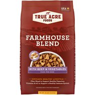 True Acre Foods Farmhouse Blend with Beef & Vegetables, 30-lb bag