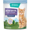 Frisco Micro Crystal Unscented Non-Clumping Crystal Cat Litter