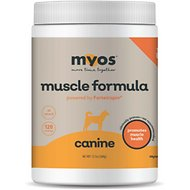 MYOS Canine Muscle Formula Dog Supplement