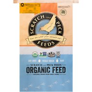 Scratch and Peck Feed Cluckin' Good Organic Scratch n' Corn Poultry Treats
