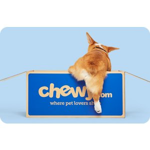 Chewy eGift Card, Special Delivery Dog, $75