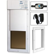 High Tech Pet Products PX-2 Power Pet Fully Automatic Pet Door
