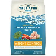 True Acre Foods Dry Dog Food - Free shipping   Chewy