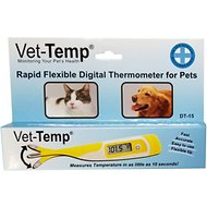 Vet-Temp Rapid Flexible Digital Pet Thermometer